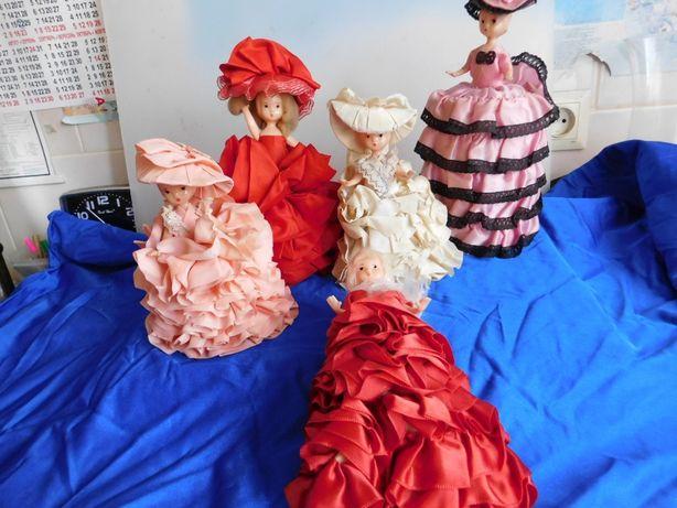 куклы коллекция.