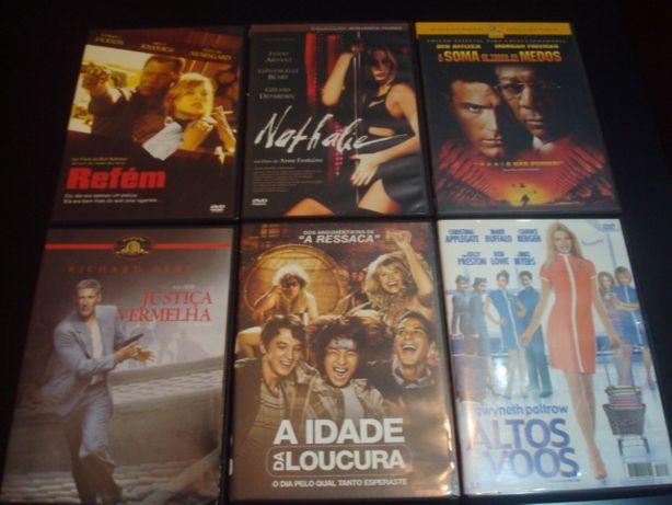 lote 18 dvds originais ver lista