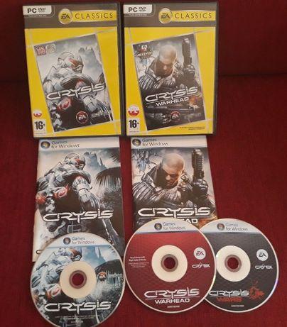 Crysis + Crysis: Warhead PC PL