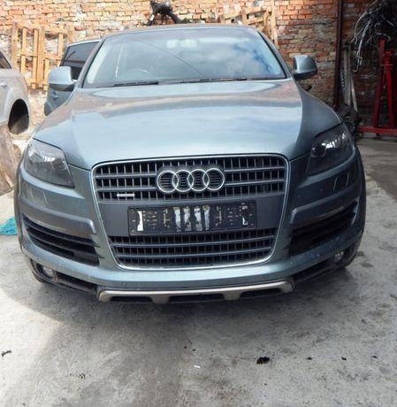 Audi Q7 РАЗБОРКА VW Touareg Запчасти Розборка Шрот Ауди Ку7