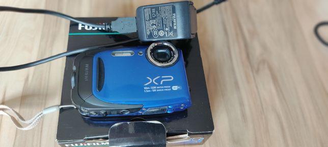 Máquina fotográfica á prova de água FUIFILM finepix XP70