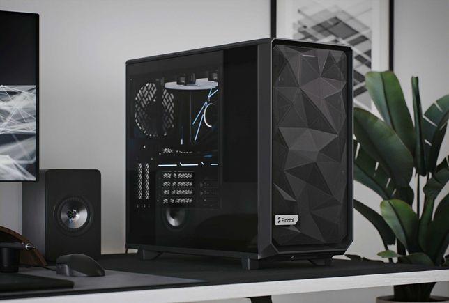 Fractal Design Meshify 2 Black TG Dark Tint - obudowa PC gamingowa