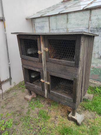 Klatka dla królików - rezerwacja