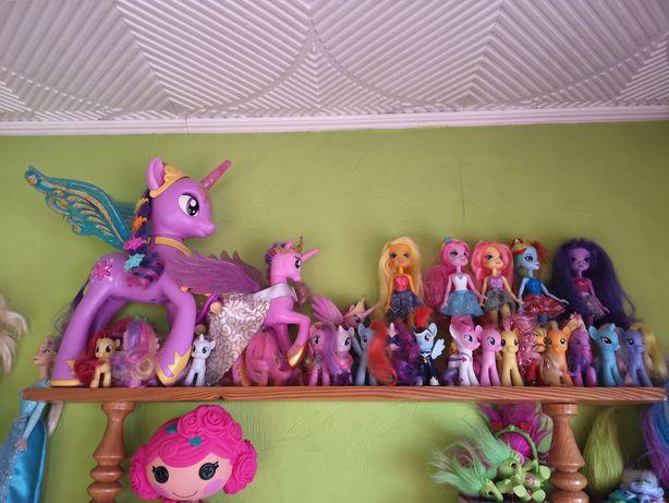 Mega kolekcja my Little pony