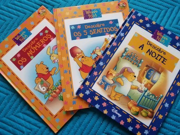 Livros do Winnie the Pooh