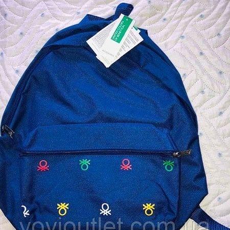 Рюкзак подростковый Benetton