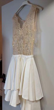 Sukienka LOU GLOSSBE rozmiar S