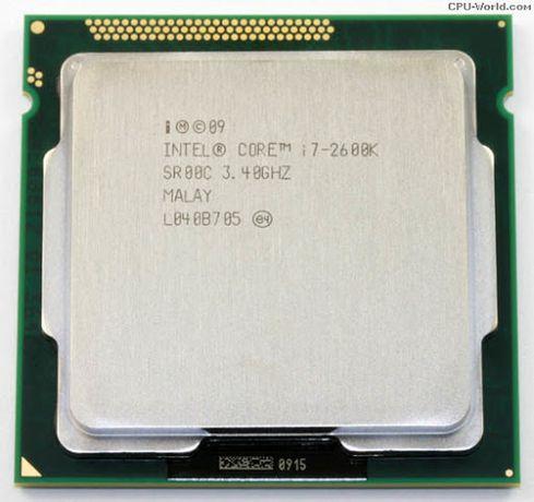 Процесори Intel Core i7 s 2011/1150/1155, tray б/у Гарантія