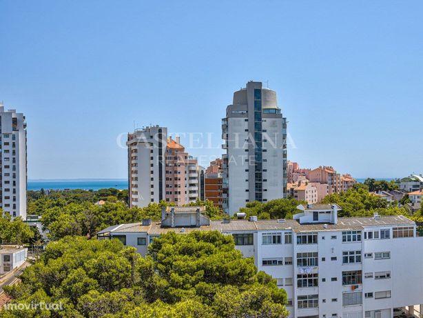 Bairro Rosario Torre Branca: apartamento em 8º andar tota...