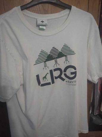 2 t-shirt Champion e LRG tamanho L como novas