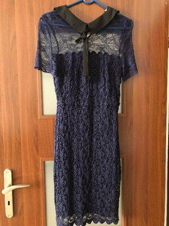 Sukienka Orsay z koronki - rozmiar S