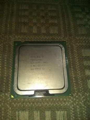 Процессор Intel Pentium 4 524