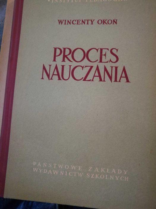 Proces nauczania - Wincenty Okoń Warszawa - image 1