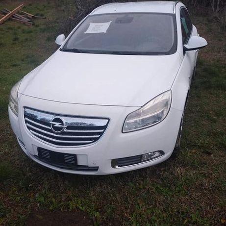 Opel Insignia 2,0 CDTI 2009 4x4 160KM