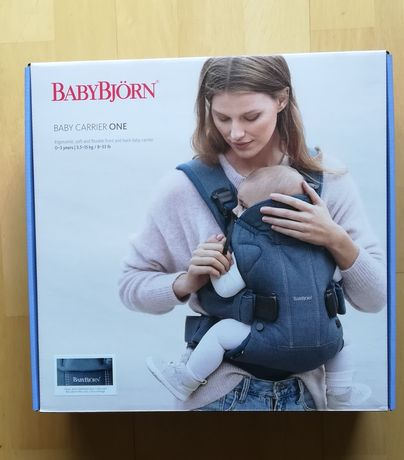 BabyBjorn nosidełko Carrier one jak NOWE