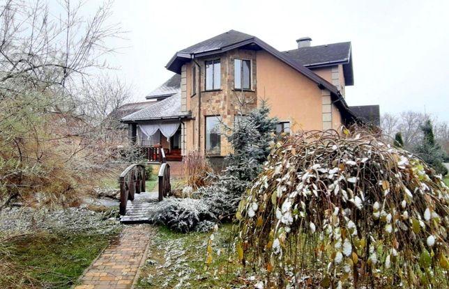 Васильков. Продам 2 жилых дома на одной территории 50 соток.