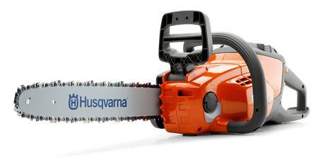 Pilarka piła akumulatorowa husqvarna 120i 36V kpl. 2xaku4,2Ah+ładowark