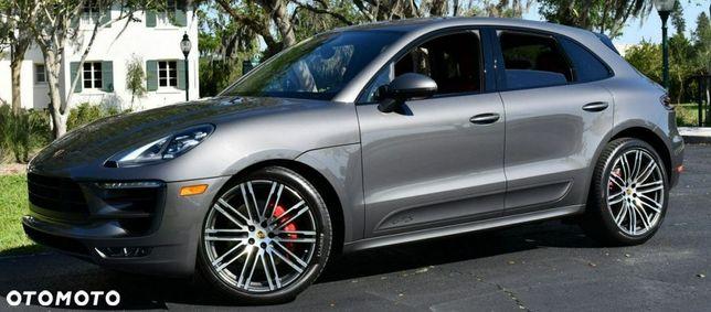 Porsche Macan 2018 380 Km