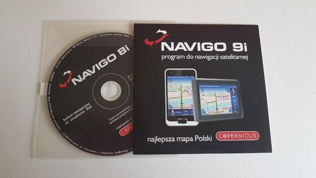2xplyty nawigacji navigo