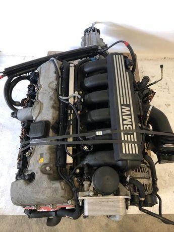 Motor N52B25 25i com caixa