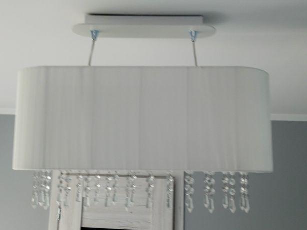 Lampa sufitowa + lampki komplet