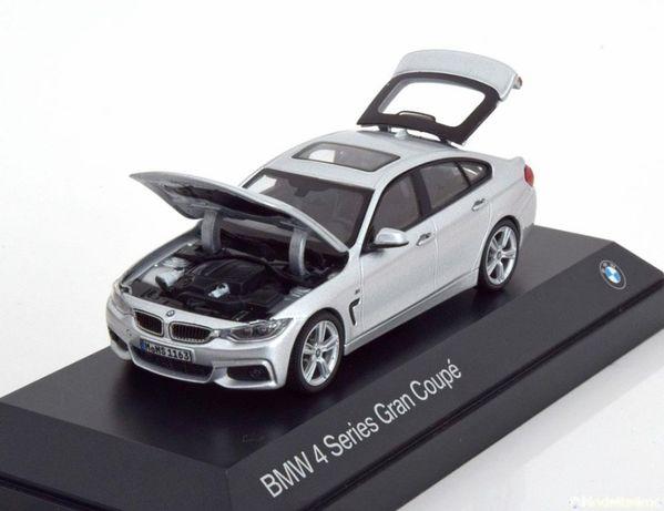 BMW Série 4 - Kyosho 1:43