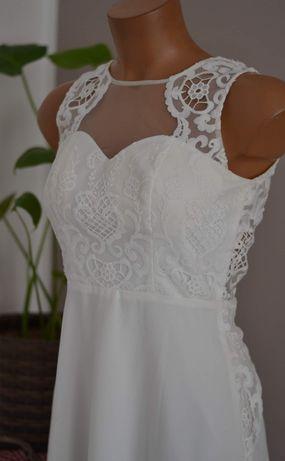 Suknia ślubna chi chi london s/m