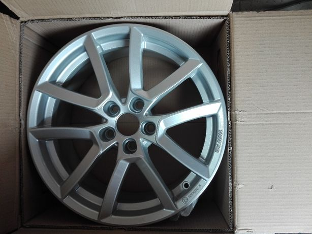 Felgi aluminiowe 5x 112 audi vw seat 17 cali nowe komplet