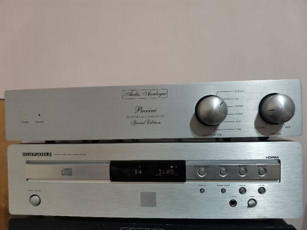 Wzmacniacz Audio Analogue Puccini Special Edition