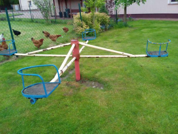 Karuzela ogrodowa
