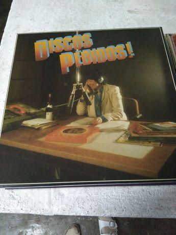 Coletânea de discos vinil