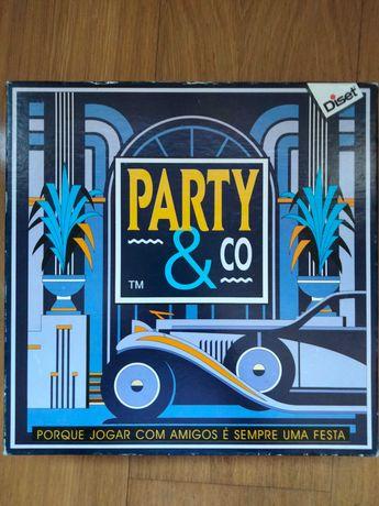 Jogo Tabuleiro Party & Co