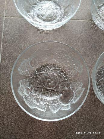Салатницы, креманки стекло