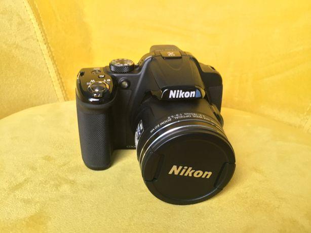 Aparat Nikon Coolpix P520
