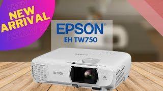 Проектор Epson EH-TW750 Новинка!