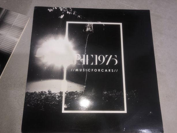 The 1975 Music For Cars EP plyta winylowa