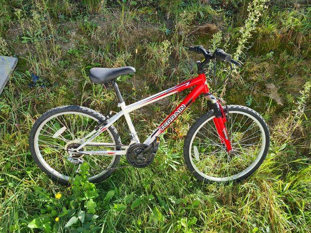 Rower dla dziewczyny