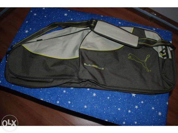 Saco porta raquetes novo marca Puma portes grátis