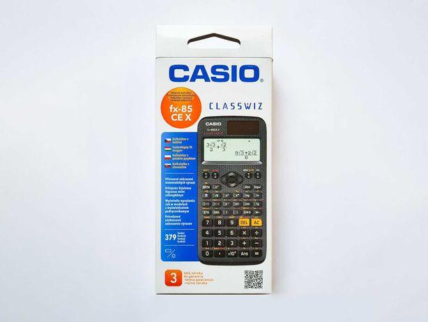 Kalkulator naukowy CASIO FX-85CEX nowy