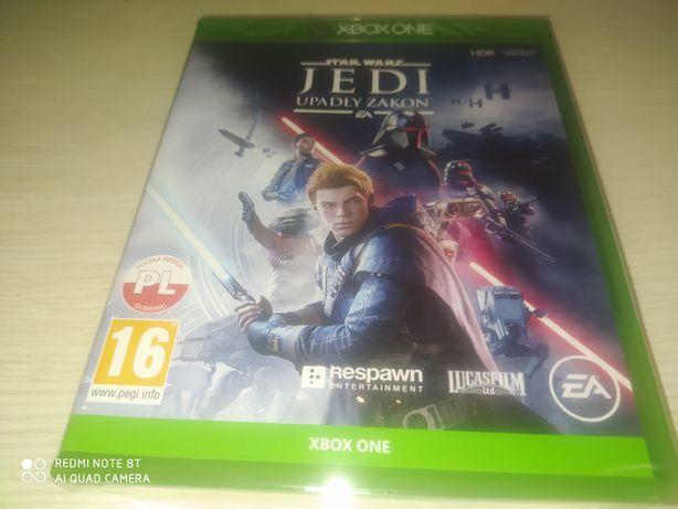 Star wars JEDI Upadły zakon nowa FOLIA xbox ONE/X SERIES