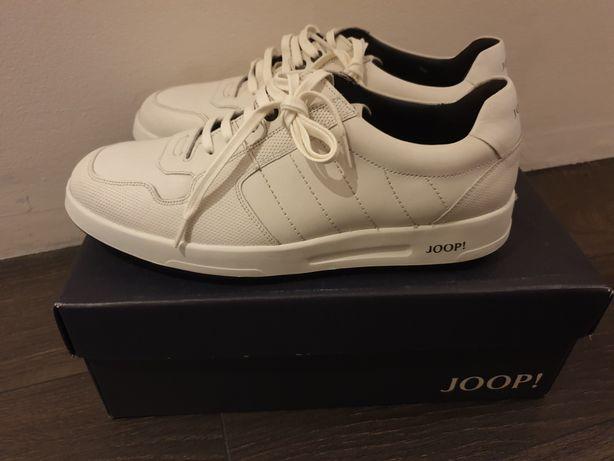 JOOP ! Argos Białe Rozmiar 43 Super Okazja! 100% oryginał