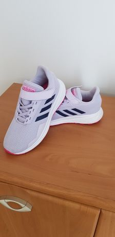 Buty sportowe Adidas jasno-różowe rozm. 34