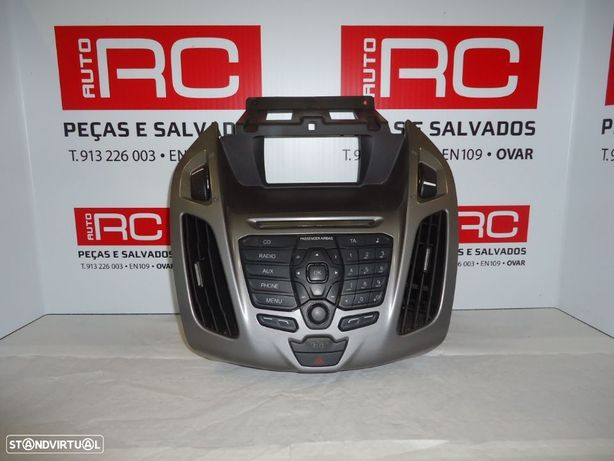 Painel Radio-Control Ford