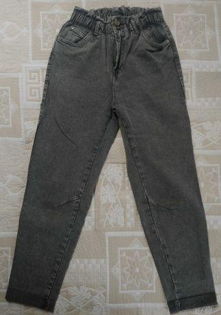 BERSHKA spodnie jeans nowe rozm S + gratis t-shirt LEVIS
