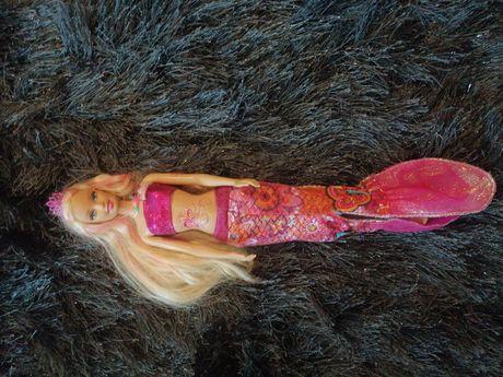 Barbie syrenka - serferka