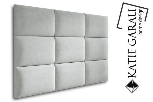 Panele dekoracyjne tapicerowane ścienne 3D PRODUCENT wezgłowie