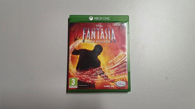 Gra Disney Fantasia Music Evolved XBOX ONE