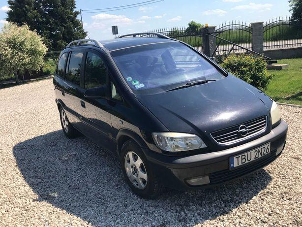 Sprzedam Opel Zafira 2.2