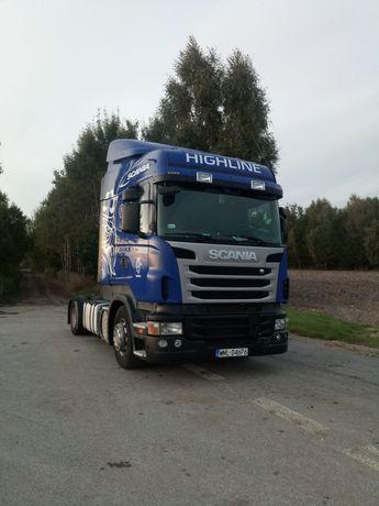 Scania r 420 Manual 2010r