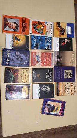 Różne książki - PL i ENG